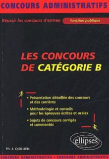 Les concours de catégorie B accessibles avec le bac