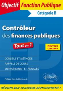 Contrôleur des finances publiques - catégorie B
