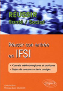 Réussir son entrée en IFSI
