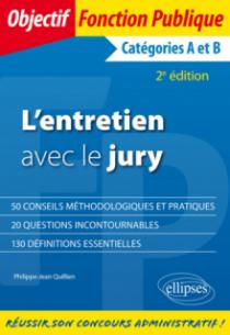 L'entretien avec le jury - 2e édition