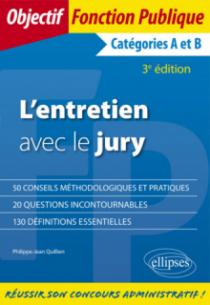 L'entretien avec le jury - 3e édition