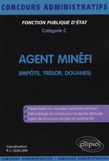 Agent MINÉFI (Impôts, Trésor, Douanes)