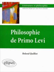 Philosophie de Primo Levi