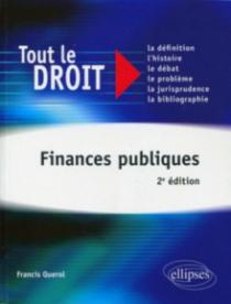 Finances publiques. 2e édition
