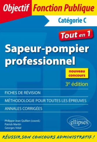 Sapeur-pompier professionnel - 3e édition