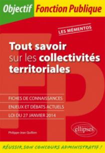 Tout savoir sur les collectivités territoriales