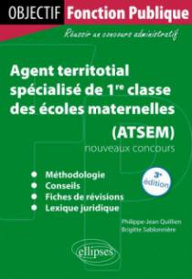 ATSEM – nouveaux concours - 3e édition