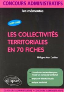 Les collectivités territoriales en 70 fiches
