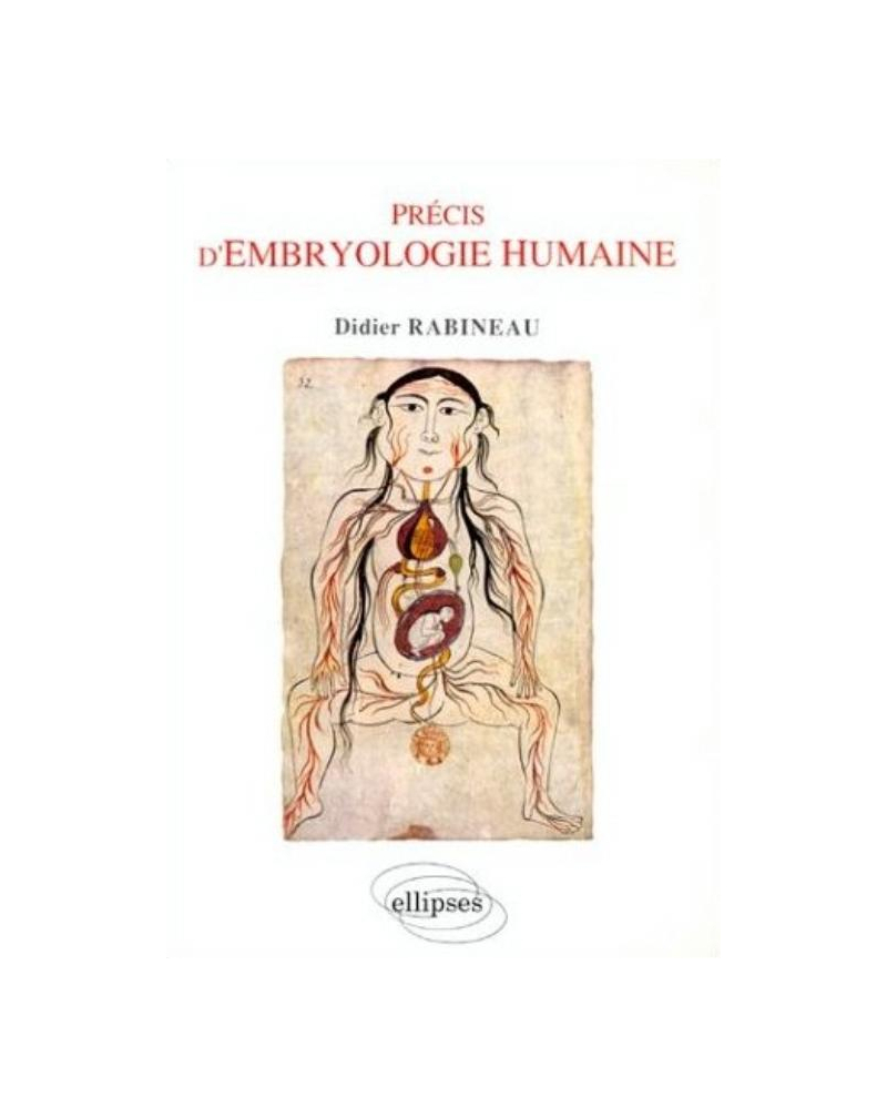 Précis d'embryologie humaine