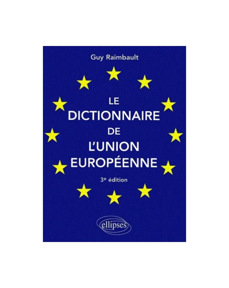 Le dictionnaire de l'Union européenne
