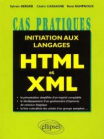 Initiation aux langages HTML et  XML