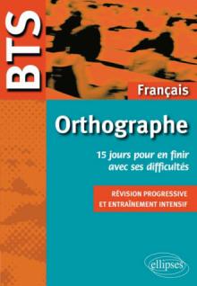 BTS - orthographe