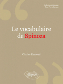 vocabulaire de Spinoza (Le)