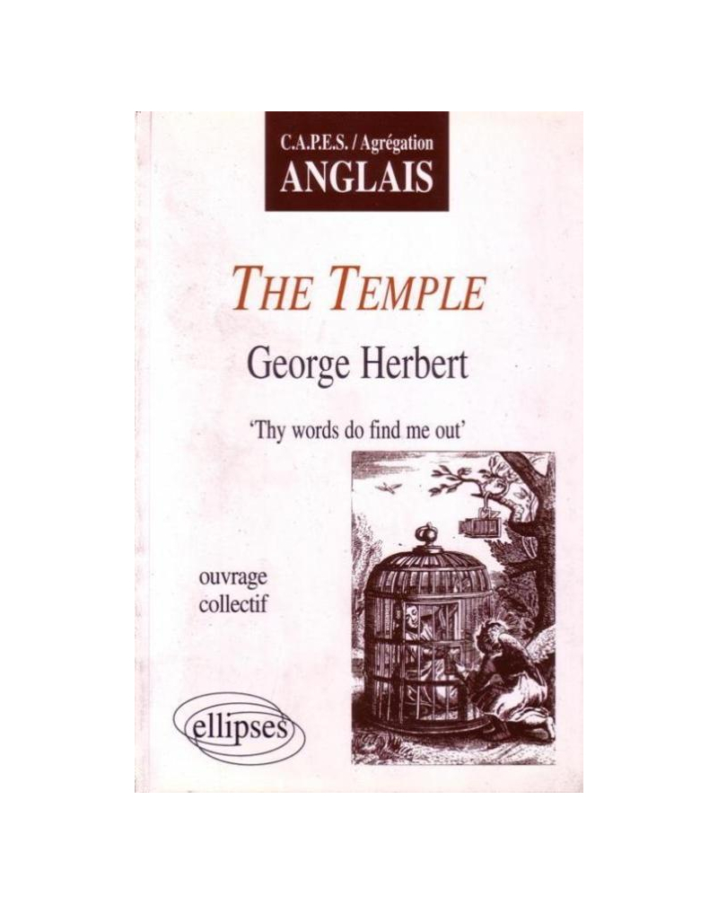 Herbert, The Temple