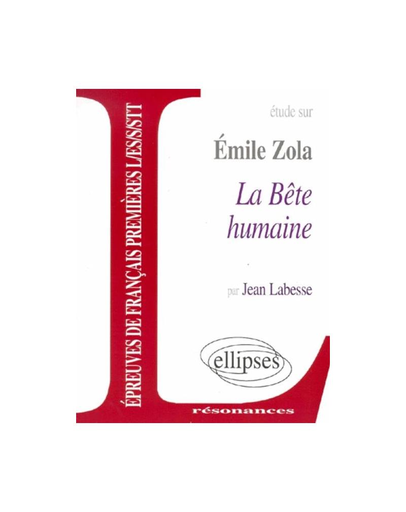 Zola, La Bête humaine
