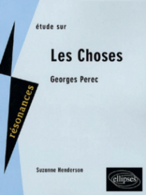 Perec, Les Choses