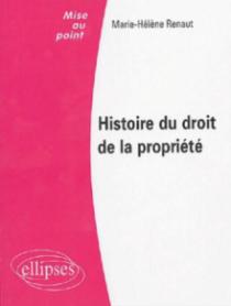 Histoire du droit de la propriété