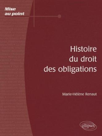 Histoire du droit des obligations
