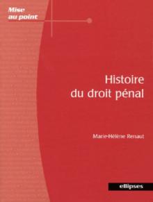 Histoire du droit pénal