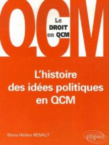 L'histoire des idées politiques en QCM