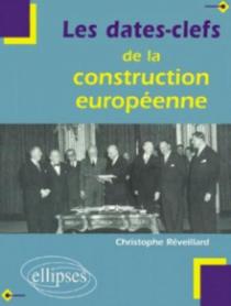Les dates-clefs de la construction européenne