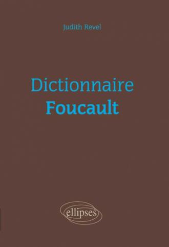 Dictionnaire Foucault
