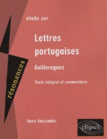 Guilleragues, Lettres portugaises