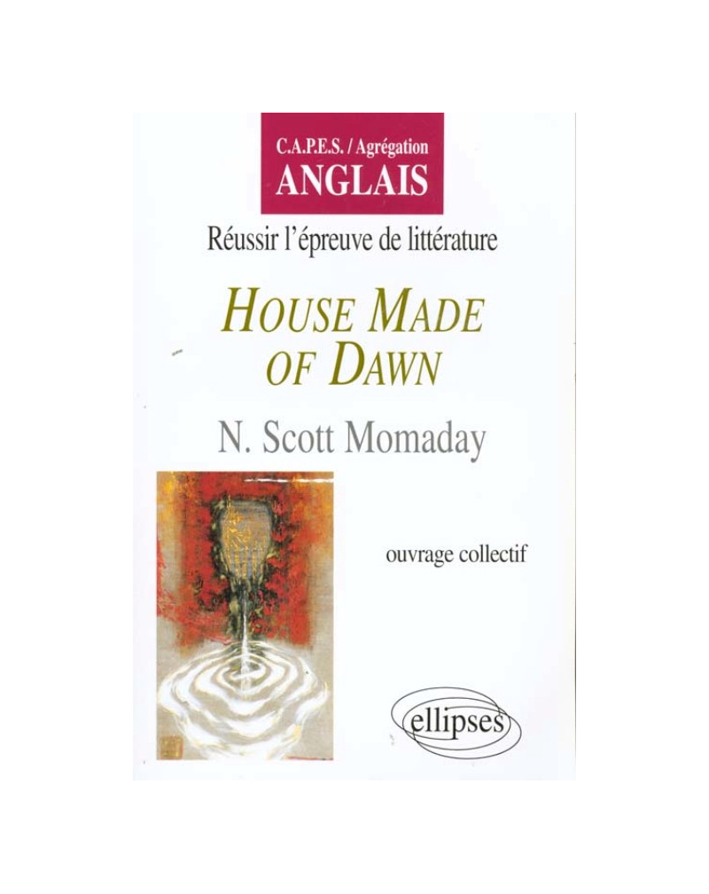 Momaday, House made of Dawn