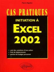 Initiation à Excel 2002