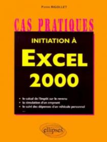 Initiation à Excel 2000