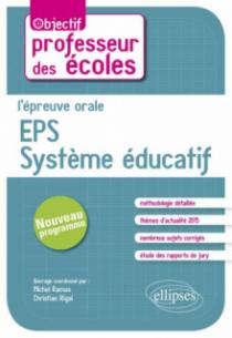 L'épreuve orale EPS / Système éducatif