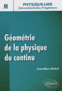 Géométrie de la physique du continu - Niveau M