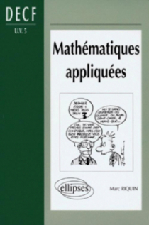 Mathématiques appliquées - DECF (U.V - n°5) (DESCF-MSTCF-MSG)