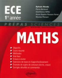 Mathématiques ECE-1