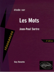 Sartre, Les Mots - 2e édition