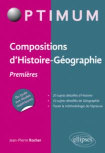 Compositions d'Histoire-Géographie - Premières