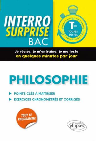 Philosophie - Terminales /BAC