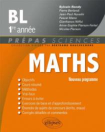 Mathématiques BL-1 - nouveau programme 2013