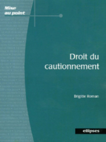 Droit du cautionnement