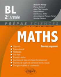 Mathématiques BL 2e année - nouveau programme 2014