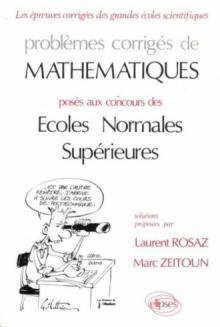 Mathématiques ENS 1986-1990