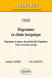 CHIMIE – Diagrammes en chimie inorganique – Diagrammes de phases, de potentiel-pH, d'impédance. Cours et exercices corrigés (Niveau B)