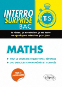 Maths - Terminale S