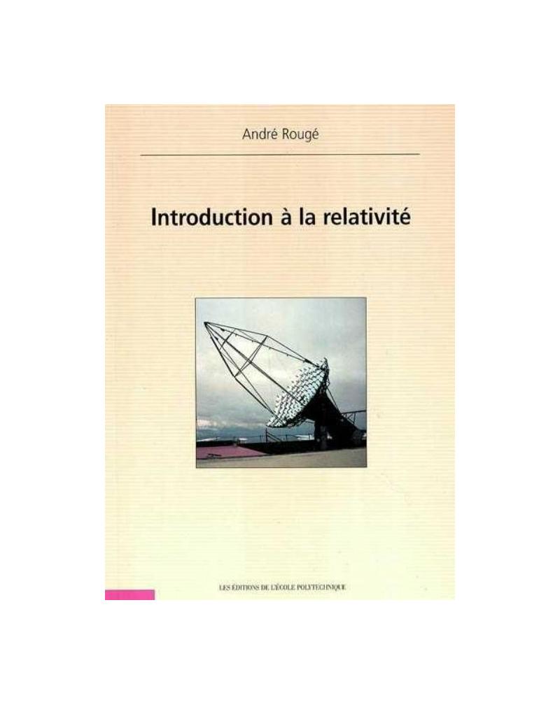 Introduction à la relativité