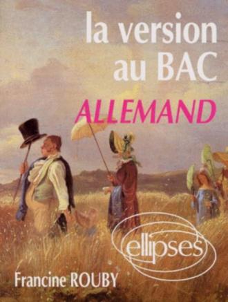 La version au Bac - Allemand