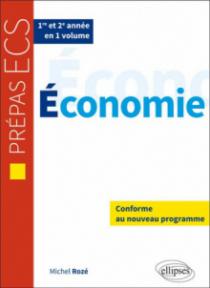 Économie •  prépas ECS 1re et 2e année