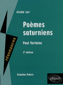 Verlaine, Poèmes saturniens - 2e édition