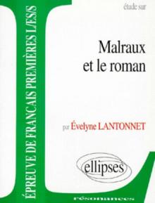 Malraux et le roman