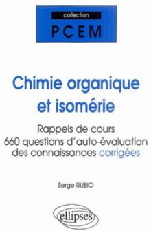 Chimie organique et Isomérie