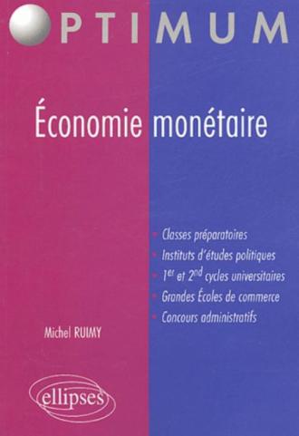 Economie monétaire